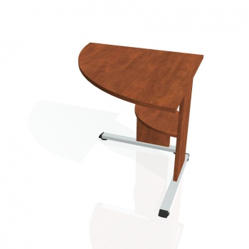 Přídavný stůl Hobis PROXY PP 902 levý, calvados/calvados