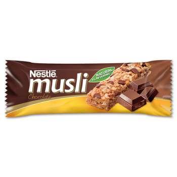 Nestlé - Müsli tyčinka s čokoládou, 35 g
