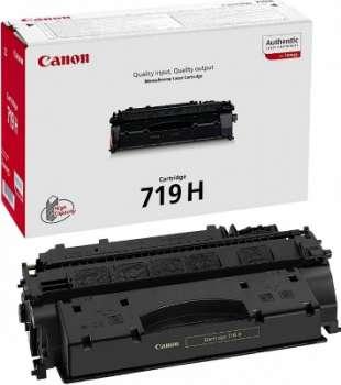 Toner Canon CRG-719H - černá