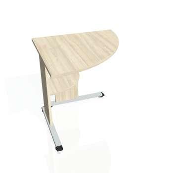 Přídavný stůl Hobis PROXY PP 902 pravý, akát/akát