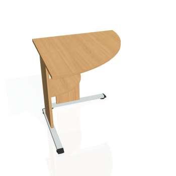 Přídavný stůl Hobis PROXY PP 902 pravý, buk/buk