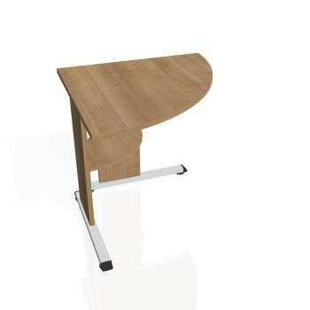Přídavný stůl Hobis PROXY PP 902 pravý, višeň/višeň