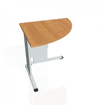 Přídavný stůl Hobis PROXY PP 902 pravý, olše/šedá