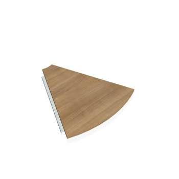 Doplňkový stůl PROXY, deska kruh 45°