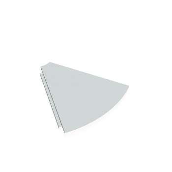 Přídavný stůl Hobis PROXY PP 450, šedá