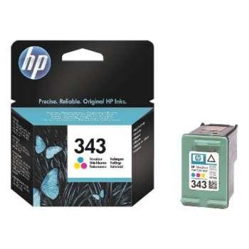 Cartridge HP C8766EE/343 - tříbarevná