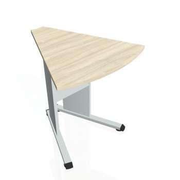Přídavný stůl Hobis PROXY PP 452, akát/šedá