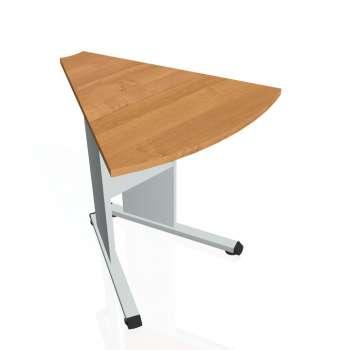 Přídavný stůl Hobis PROXY PP 452, olše/šedá