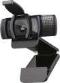Logitech Webcam C920s, černá
