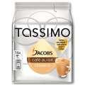 Kapsle Tassimo - Cafe Au Lait, 16 ks