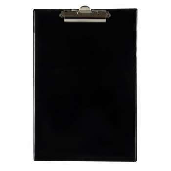 Jednodeska Office Depot - A4, s klipem, černá