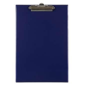 Jednodeska Office Depot - A4, s klipem, modrá