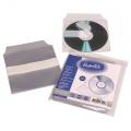 Samolepicí kapsy  na CD/DVD, 25 ks
