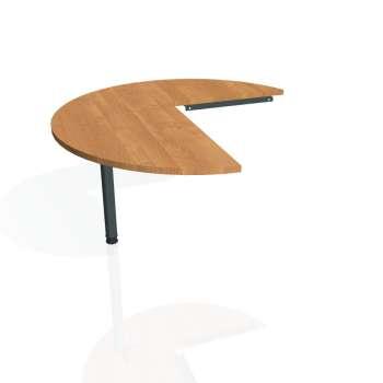 Přídavný stůl Hobis PROXY PP 22 levý, olše/kov