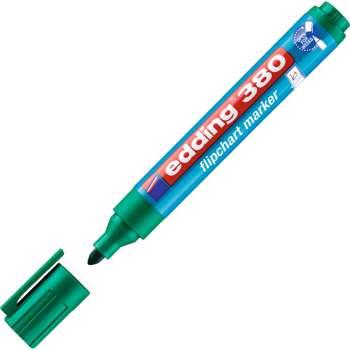 Popisovač na flipchart Edding 380 - zelený