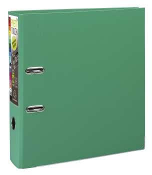 Pákový pořadač Exacompta - MAXI A4+, plastový, hřbet 8,0 cm, zelená