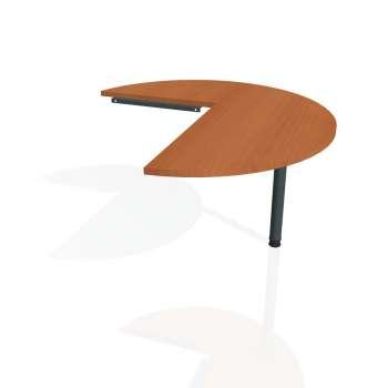Přídavný stůl Hobis PROXY PP 22 pravý, třešeň/kov