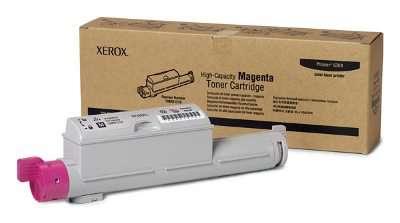 Toner Xerox 106R01219 - purpurová