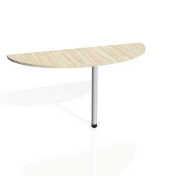 Přídavný stůl Hobis PROXY PP 160, akát/kov