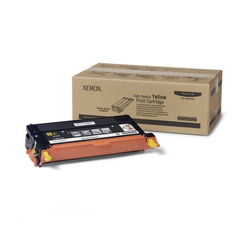 Toner Xerox 113R00725 - žlutý, vysokokapacitní
