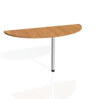 Přídavný stůl Hobis PROXY PP 160, olše/kov