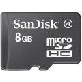 Paměťová karta typ Micro SDHC SanDisk - 8 GB