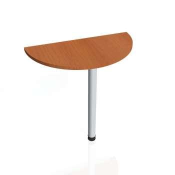 Přídavný stůl Hobis PROXY PP 80, třešeň/kov