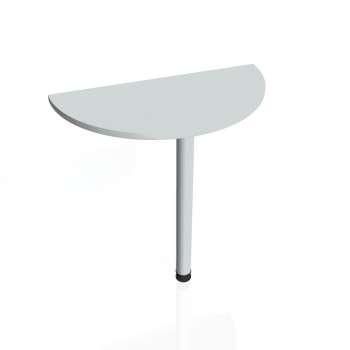 Přídavný stůl Hobis PROXY PP 80, šedá/kov