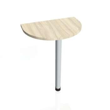 Přídavný stůl Hobis PROXY PP 60, akát/kov
