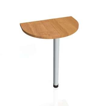 Přídavný stůl Hobis PROXY PP 60, olše/kov