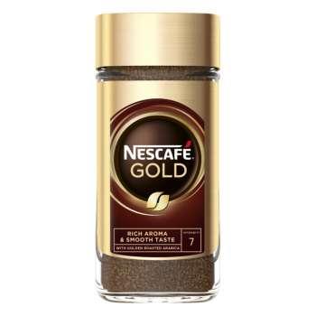Instantní káva Nescafé Gold - 100 g