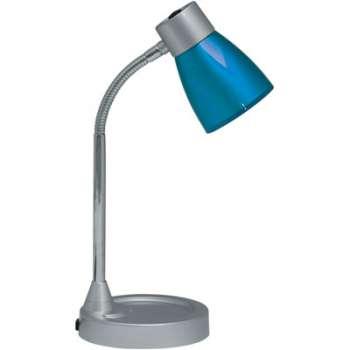 Stolní lampa TINA Ecolite - modrá