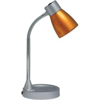 Stolní lampa TINA Ecolite - oranžová