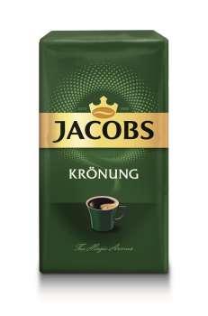Mletá káva Jacobs Krönung - 250 g