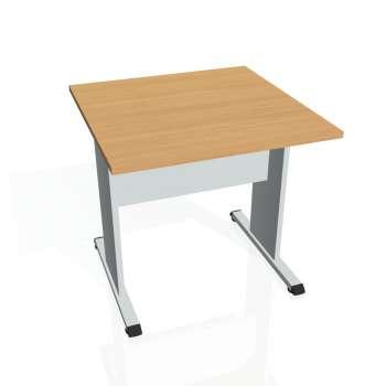 Jednací stůl Hobis PROXY PJ 800, buk/šedá