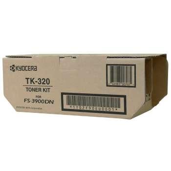 Toner Kyocera TK-320 - černý
