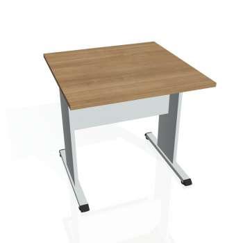 Jednací stůl Hobis PROXY PJ 800, višeň/šedá
