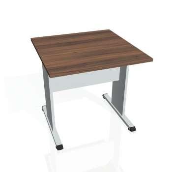 Jednací stůl Hobis PROXY PJ 800, ořech/šedá