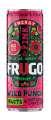 Energetický nápoj FRUGO - Wild Punch Pink, bal. 24x 330 ml