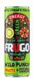 Energetický nápoj FRUGO - Wild Punch Green, bal. 24x 330 ml