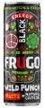 Energetický nápoj FRUGO - Wild Punch Black, bal. 24x 330 ml