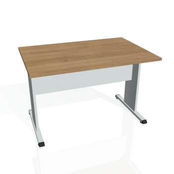 Jednací stůl Hobis PROXY PJ 1200, višeň/šedá