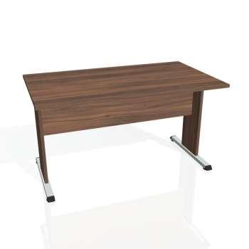 Jednací stůl Hobis PROXY PJ 1400, ořech/ořech