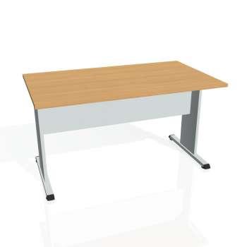 Jednací stůl Hobis PROXY PJ 1400, buk/šedá