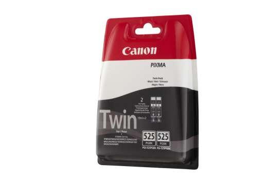 Cartridge Canon PGI-525PGBK - černá, dvojbalení