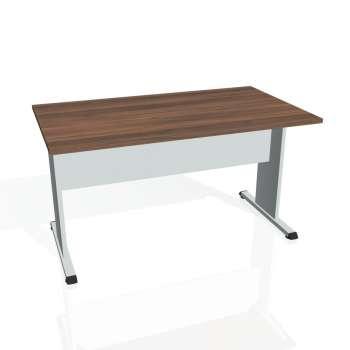 Jednací stůl Hobis PROXY PJ 1400, ořech/šedá