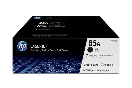 Toner HP CE285AD/85A - černý, dvojbalení