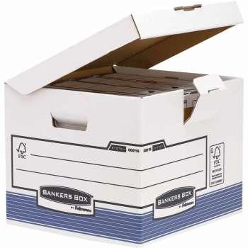 Archivační krabice R-Kive, střední, 10 ks