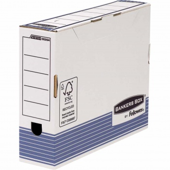 Archivační krabice R-Kive, 8 cm, 10 ks
