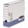 Archivační krabice R-Kive - bílé, 8 x 26 x 32,5 cm, 10 ks